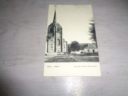 Belgique  België  ( 834 )    Limal  L' Eglise - Wavre