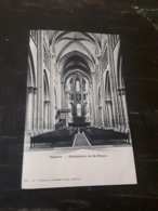 Cartolina Postale 1900, Genève, Cathédrale De Saint Pierre - GE Genf