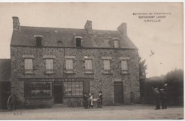 ENVIRONS DE CHERBOURG  RESTAURANT LOHIER  URVILLE - Cherbourg