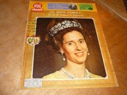 Point De Vue Images Du Monde N°1430 19 Décembre 1975 La Reine Fabiola 15 Ans De Bonheur Et D'épreuves - People