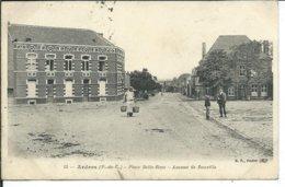 Ardres-Place Belle-Roze-Avenue De Rouville - Ardres
