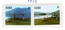 SPORT - OLYMPIC GAMES - 1975 - IRLANDA  -  Mi. Nr. 322/23 - NH - (6532-54) - 1949-... Repubblica D'Irlanda