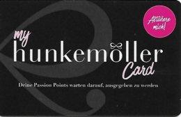 Germany: My Hunkemöller Card - Andere Sammlungen