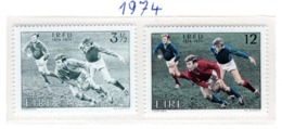 SPORT - OLYMPIC GAMES - 1974 - IRLANDA  -  Mi. Nr. 307/308 - NH - (6532-54) - 1949-... Repubblica D'Irlanda