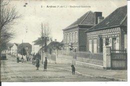 Ardres-Boulevard Gambetta - Ardres