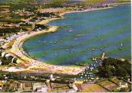 LA TURBALLE (44) : La Plage Et Le Port De Lérat - La Turballe