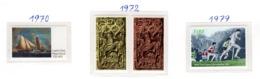 SPORT - OLYMPIC GAMES - 1970/79 - IRLANDA  -  Mi. Nr. 242+281/282+393 - NH - (6532-54) - 1949-... Repubblica D'Irlanda