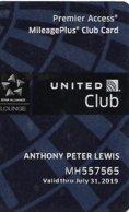 United States: Star Alliance United Club - Andere Sammlungen
