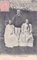 1734/ Tahiti, Familie Indigene - Tahiti