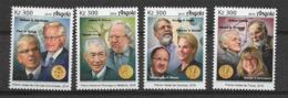 ANGOLA 2019 Nobel Prize Laureates - Nobel Prize Laureates