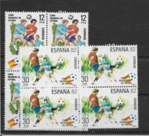 Thème Football - Espagne - Timbres Neufs ** Sans Charnière - TB - Unused Stamps