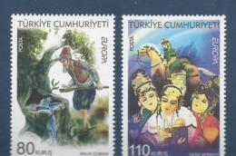 Turquie - Europa - Yt N° 3513 Et 3514 - Neuf Sans Charnière - 2010 - 1921-... République