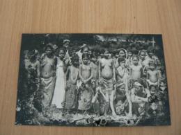 CP 97 / SRI LANKA CEYLON / SAKAI TRIBE ULU BATANG PERAK / CARTE NEUVE - Sri Lanka (Ceylon)