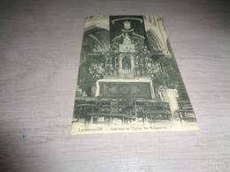 Belgique  België  ( 849 )    Lichtervelde  Eglise Ste Marguerite - Lichtervelde