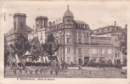 THIONVILLE Hotel St Hubert  (11) - Thionville