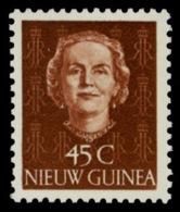 NETHERLANDS NIEUW GUINEA 1950 NVPH 15 MNH ** POSTFRIS NEUF - Netherlands New Guinea