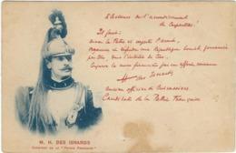 """Vaucluse : Carpentras, M H Des Isnards, Candidat De La """"Patrie Française"""" - Carpentras"""