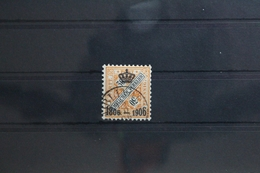 Württemberg Dienstmarken 223 Gestempelt Mit Bedarfsstempel #TH320 - Wuerttemberg
