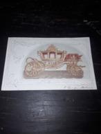 Cartolina Postale, Postcard 1901, De Gouden Koets, Haarlem - Andere