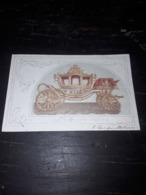 Cartolina Postale, Postcard 1901, De Gouden Koets, Haarlem - Cartes Postales