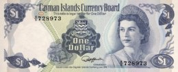 Cayman Islands 1 Dollar, P-5d (1985) - UNC - Iles Cayman