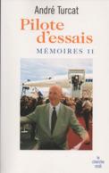 CONCORDE Livre Dédicacé Par André Turcat - Signierte Bücher