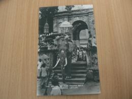 CP 97 / SRI LANKA CEYLON / THE BEARER OF THE TOOTH RELIC KANDY TEMPLE CEYLON  / CARTE NEUVE - Sri Lanka (Ceylon)