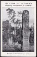 Souvenir Du GUATEMALA - RUINES DE LA CITE PRE HISTORIQUE QUIRIGUA - RUINS OF PREHISTORIQUE QUIRIGUA - Guatemala