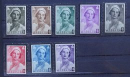 BELGIE  1935     Nr.  411 - 418   Postfris **     CW  25,00 - Belgique
