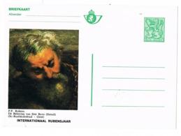 Gent - St. Baafskathedraal : De Bekering Van Sint Bavo (Internationaal Rubensjaar) - Schilderijen