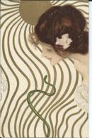 Illustrateur Kirchner-Femme Au Serpent. - Kirchner, Raphael