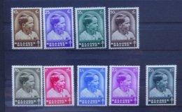 BELGIE  1936   Nr. 438 - 445 / 446   Postfris **    CW 36,50 - Belgique