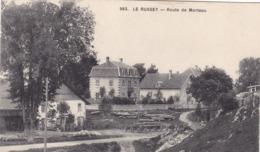 Doubs - Le Bussey - Route De Morteau - France