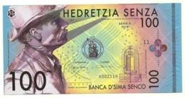 Banca D'Sima Senco - Banconote Di Fantasia - Bankbiljetten