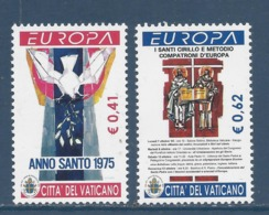 Vatican - Europa - Yt N° 1314 Et 1315 - Neuf Sans Charnière - 2003 - Vaticaanstad