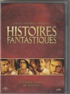 "DVD  SAISON 1  "" Histoires Fantastiques Steven Spielberg Présente ""  4 Dvd   SERIE    Etat: TTB  Port 190 Gr - TV-Serien"