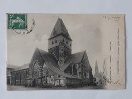 61 - Orne - Vimoutiers - Ancienne église Notre-Dame .. Lot23 - Vimoutiers