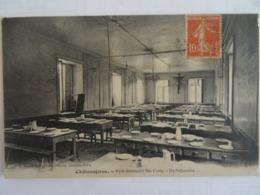 Châteaugiron - Petit Séminaire Ste Croix - Un Réfectoire - Châteaugiron