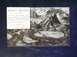 LOMBARDIA -LECCO -MONTE BARRO GALBIATE -F.P. LOTTO N°338 - Lecco