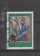 NATIONS  UNIES  VIENNE   1987      N° 68   OBLITERE         CATALOGUE YVERT - Centre International De Vienne
