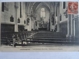 Châteaugiron - Petit Séminaire Ste Croix - Intérieur De La Chapelle - Châteaugiron