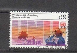 NATIONS  UNIES  VIENNE   1985      N° 48   OBLITERE         CATALOGUE YVERT - Centre International De Vienne