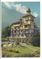 Publicité Pour L'Hôtel Du Lac. Därlingen - Non Classés