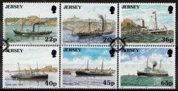 Jersey SG. 973-978 Gestempelt (6804) - Jersey