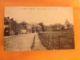 CPA 59 MARCQ EN BRAŒUL RUE DE TOURCOING N*2 EDIT.P.L.LiLLE VOIR IMAGES - Marcq En Baroeul
