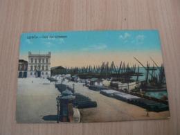 CP 98 / PORTUGAL / LISBOA / CARTE VOYAGEE - Lisboa