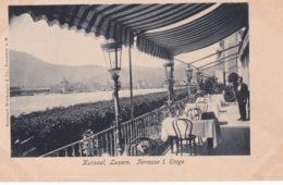 SUISSE(LUZERN) - LU Lucerne