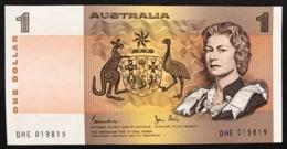 Australia 1 $ Dollar  1974-83 Fds Lotto 2854 - 1966-72 Reserve Bank Of Australia