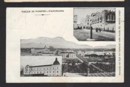 17306 Pompei - Valle Di Pompei - Panorama F - Pompei