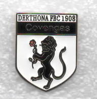 Derthona FBC Covengas Calcio Tortona Distintivi FootBall Soccer Spilla Pins Italy - Calcio